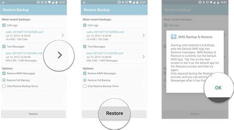 how to recover deleted text messages on android android