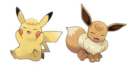 pokemon lets  pikachu  lets  eevee debut