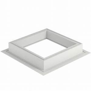 Rehausse Velux Toit Faible Pente : r hausse fen tre toit plat v lux acheter au meilleur prix ~ Nature-et-papiers.com Idées de Décoration