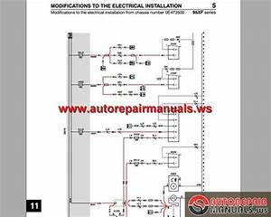 Daf 95 Xf Electrical Wiring Diagram
