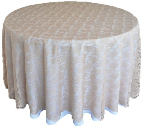 round lace table overlays chagne lace table overlay toppers linens round