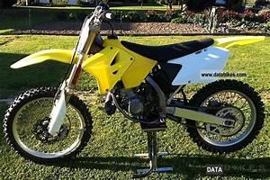 2005 Suzuki Rm 125