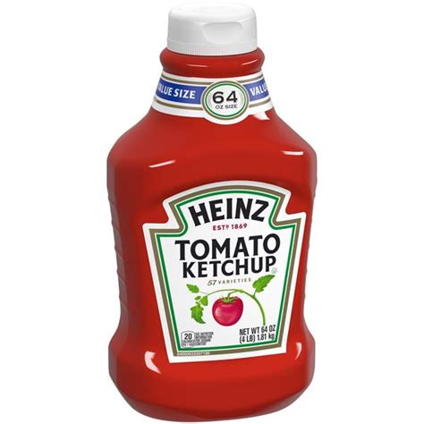 Heinz Tomato Ketchup | Hy-Vee Aisles Online Grocery Shopping