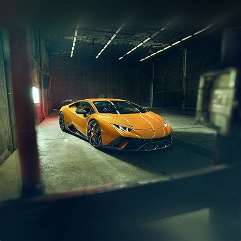| Bf66-lamborghini-yellow-car-garage-art