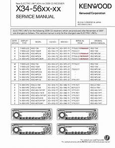 Kenwood Kdc-mp342u Wiring Diagram