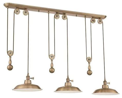 jeremiah lighting p403 lb island light legacy brass