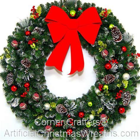 48 inch christmas magic wreath cornercrafters com xmas