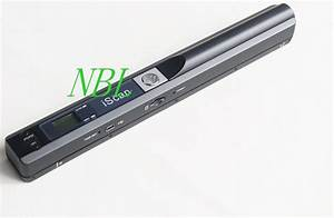 mini handheld document scanner wand portable scanner With small portable document scanner