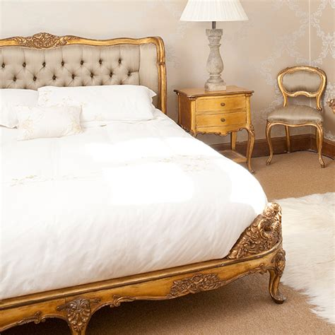 French Bed Rafinament, Elegance And Romance In Your Bedroom
