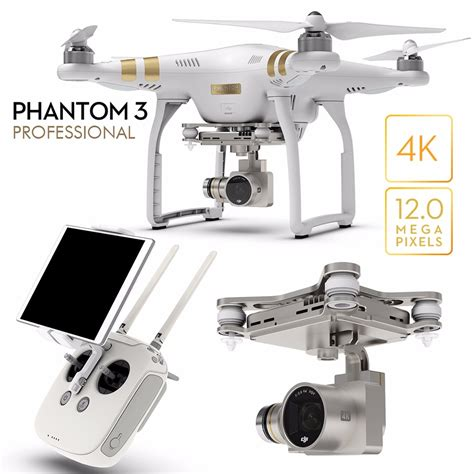 dji phantom  professional compare  prices  drone market