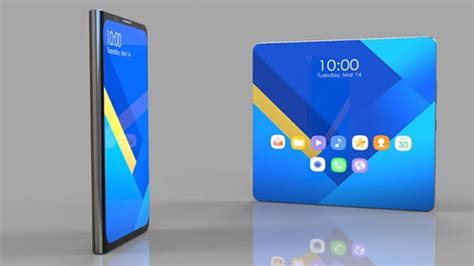 samsung s foldable galaxy x smartphone might arrive before