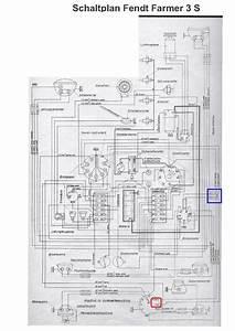 Fendt F12 Schaltplan