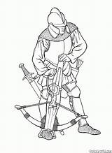 Crossbow Coloring Designlooter 1465 39kb sketch template