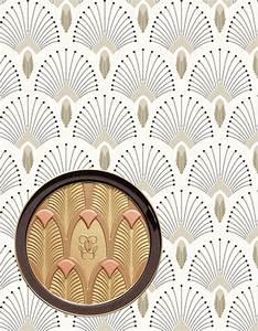 Papier Peint Deco : tendance quand le make up se pare de motifs d co ~ Voncanada.com Idées de Décoration