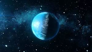Earth Planet 3d Animation