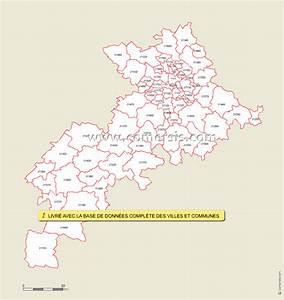 Leboncoin 31 Haute Garonne : carte des codes postaux de la haute garonne ~ Dailycaller-alerts.com Idées de Décoration