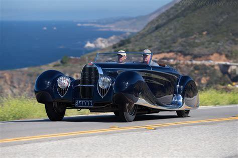 1939 Bugatti Type 57 C Vanvooren Cabriolet Images