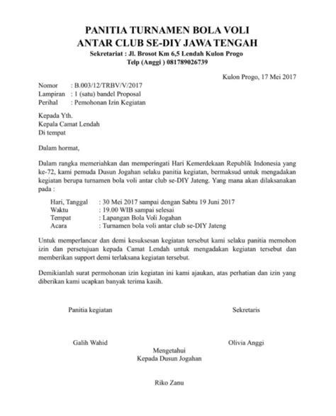 Cara menulis surat izin yang baik dan benar. Contoh-contoh Surat Panggilan +Ilustrasinya
