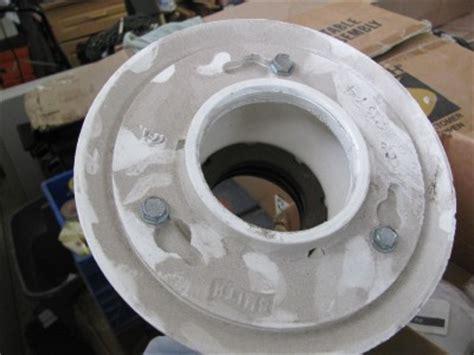 r j smith cast iron floor drain with brass cover pt 2641 2005z109166 ebay