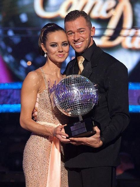 Pictures: Kara Tointon Strictly Highlights   Metro UK