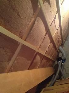 Laine De Bois 100mm : isolation compl mentaire sous toiture laine de bois ~ Melissatoandfro.com Idées de Décoration