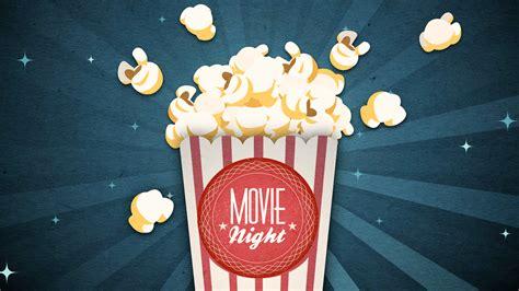 popcorn night english language institute