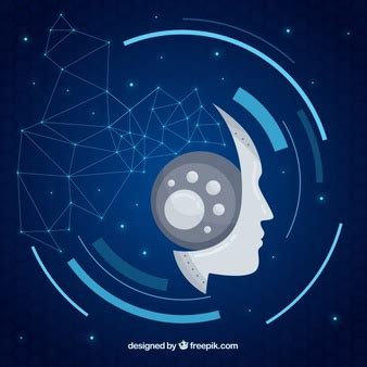 Abstract Wallpaper Artificial Intelligence by Vectors Photos And Psd Files Free