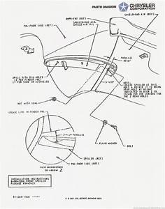 Wiring Diagram For 1965 Barracuda
