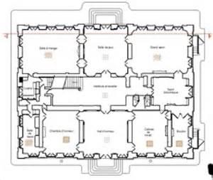 chateau floor plans chateau de bouges plans dessins bouges 18