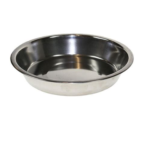 Rosewood Stainless Steel Shallow Puppy Pan 8""