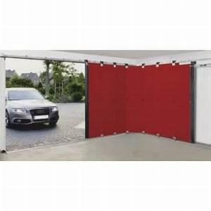 hormann porte sectionnelle laterale hst 42 a rainures m With porte de garage coulissante de plus porte exterieur