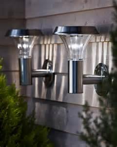 Solar Powered Spot Light by Best Solar Lights For Garden Ideas Uk