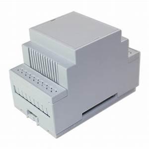 Dimension Tableau Electrique : boitier din pour installation de micromodules au tableau ~ Melissatoandfro.com Idées de Décoration