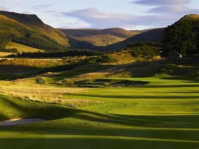 Gleneagles Scotland Course Pga Centenary Golf Auchterarder