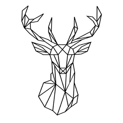 linear deer  nebiros redbubble