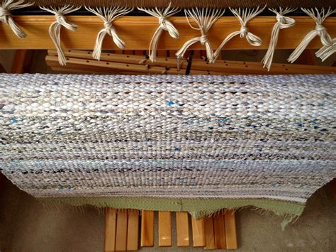 rag rug loom for tools day rag rug finishing warped for
