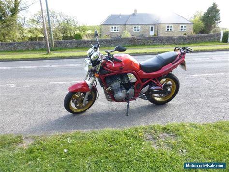 1998 Suzuki Bandit by 1998 Suzuki Gsf 600 W For Sale In United Kingdom