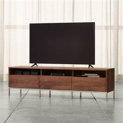 pearson  media console crate  barrel