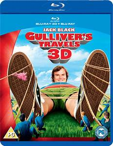 Gullivers Travels 3D Blu-ray | Zavvi