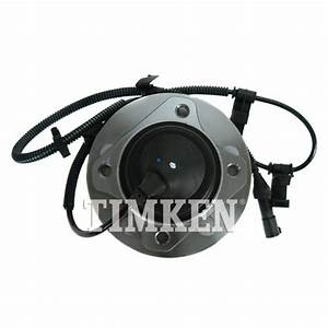 Timken Front Wheel Hub  U0026 Bearing Left Or Right For Ford Lincoln Mercury W   Abs