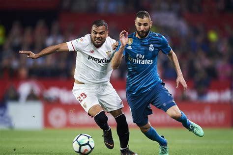 Pronóstico Sevilla Vs Real Madrid   La Liga Santander 20/21