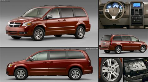 dodge grand caravan  pictures information specs