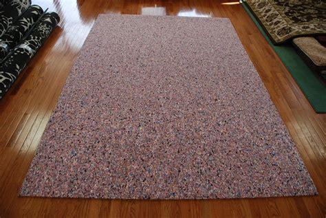 Factory Direct Rug Pads - rebond 6 x 8 carpet pad and rug pad ebay