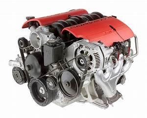 2004 Chevrolet Corvette Z06 5 7l V8 Ls6 Engine