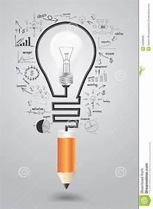Vector Business Strategy Plan Concept Idea Stock Vector