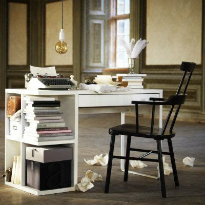 micke desk with integrated storage hack the micke integrated desk works for many tastes the open