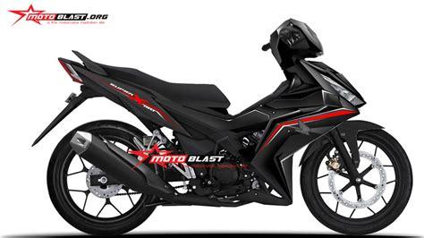 Supra X 125 Fi And Yamaha X Ride 125 by Update Render Honda New Supra X 150 Seperti Bocoran