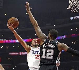 Clippers rally to stun Spurs: Tuesday's NBA scores ...