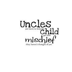 Uncle And Niece Bond Quotes