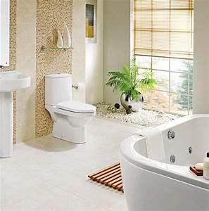 deco zen dans la salle de bain 30 idees d39une atmosphere zen With carrelage salle de bain zen